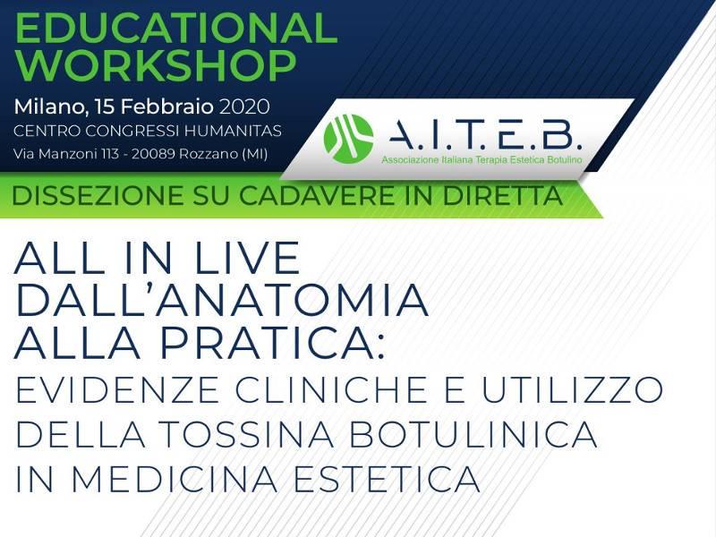 AITEB Educational Workshop 15 febbraio 2019